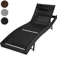 die besten 25 gartenliege rattan ideen auf pinterest lounge set rattan balkonm bel set und. Black Bedroom Furniture Sets. Home Design Ideas