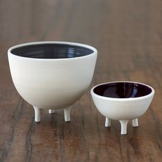 Pigeon Toe Ceramics on Etsy.  She makes the most beautiful, simple pieces.  I interned above her design studio and it was an amazing experience.