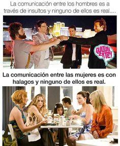 Es cierto pero las mujeres amamos que nos digan la mentira de que estamos más flacas  Regram from @elpanavenezolano -