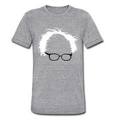 Fingers crossed but I'm hoping you'll love this: Custom T Shirt  Bernie Sanders Hair Glasses Unisex  http://politishirtsusa.com/products/custom-t-shirt-printing-mens-short-sleeve-gift-o-neck-bernie-sanders-hair-glasses-unisex-tri-blend-shirts?utm_campaign=crowdfire&utm_content=crowdfire&utm_medium=social&utm_source=pinterest