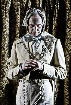 jacob marley character description