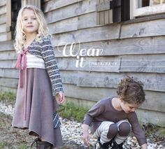 Creative kidswear by Neve/Hawk