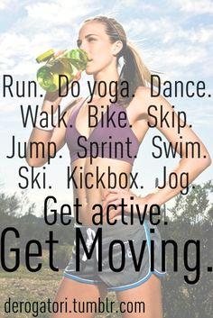 Get Moving everybody