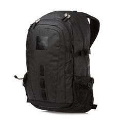 The North Face Backpack Base Camp Hot Shot black T0AVAGJK3: Amazon.co.uk: Shoes & Bags