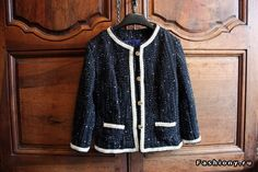 Классика жанра – жакет мадемуазель Chanel / костюм шанель