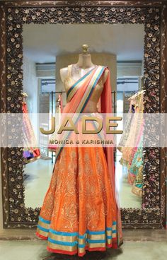 JADE by Monica & Karishma Bridal Fashion and Giveaway - Indian Wedding Site