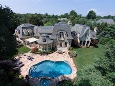Single Family Home for Sale at European Country Inspired 105 Greenfield Hill Franklin Lakes, New Jersey, 07417 United States