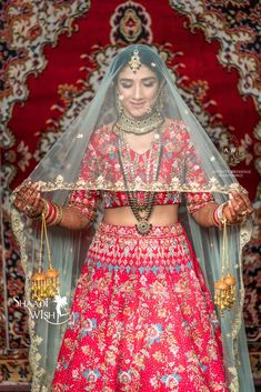 The Best Intimate Wedding Outfits of 2020 - ShaadiWish Intimate Wedding Ceremony, Intimate Weddings, Bridal Poses, Bridal Portraits, Sharara Designs, Wedding Attire, Wedding Outfits, Sabyasachi Bride, Bride Sister