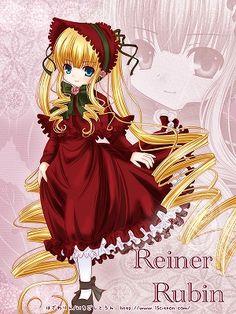 shinku rozen maiden