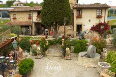 Ra-Ma Antiques, Italy.