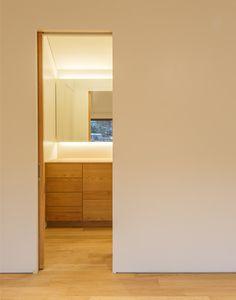 Frameless Pocket Door