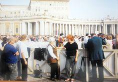 #magiaswiat #watykan #podróż #zwiedzanie #europa #blog Dolores Park, Street View, Blog, Europe, Blogging