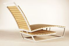 Patio Chaise on Beha