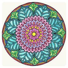 Mystical Mandalas Coloring Book, p. 20  m (2)trtr (632x636, 381Kb)