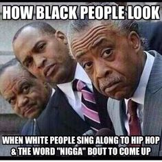 How black people be like when.....