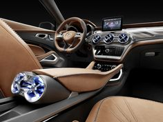 GLA Concept by Mercedes Benz in technology Category