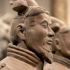Click to close Chinese Culture, Chinese Art, Terracotta Army, Sun Tzu, Art Japonais, Art Curriculum, Chinese Architecture, Ancient China, Statue