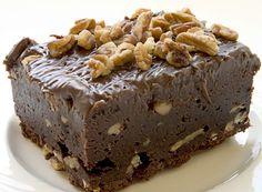 De Tudo Um Pouco : Brownie
