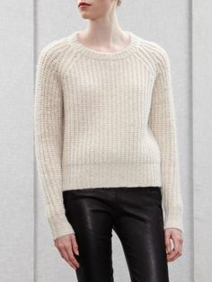 Acne knitted sweater