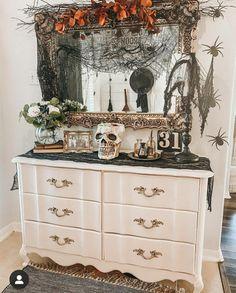 Halloween Bedroom, Candy Bowl, Antiques, Furniture, Target, Audio, Home Decor, Instagram, Antiquities