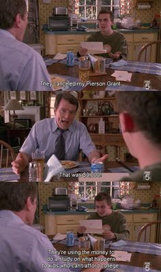 """23 """"Malcolm In The Middle"""" Moments That Are Never Not Funny Funny Pix, Wtf Funny, Funny Posts, Funny Memes, Funny Stuff, Hilarious, Funny Tweets, Nerd Stuff, The Middle Tv Show"""