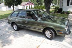 1983 Subaru GL 1800 4wd Station Wagon