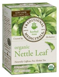 Traditional Medicinals Organic Nettle Leaf Tea $6.79 - from Well.ca