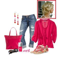 PINK!, created by michelled2711 on Polyvore