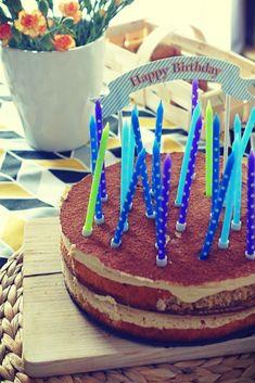 Tort tiramisu bez nabiału i glutenu My Recipes, Gluten, Healthy, Cake, Desserts, Blog, Tailgate Desserts, Deserts, Kuchen