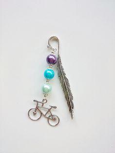 Zakładka rower- francuski szyk 8 cm - barbarella-br - Prezenty dla kobiet