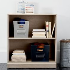 Shop stack me up from Pottery Barn Teen. Our teen furniture, decor and accessories collections feature fun and stylish stack me up. Create a unique and cool teen or dorm room. 2 Shelf Bookcase, Bookcase With Drawers, Wall Bookshelves, Bookcases, Metal Storage Bins, Wall Storage Systems, Modular Storage, Locker Storage, Storage Cubes