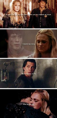 Bellarke...this is my favorite ship of all time...Bellemy is the perfect fit for anyone!