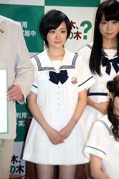 乃木坂46・白石麻衣:新センターで「景色が違う」 AKB48指原にライバル心は? - 写真特集 - MANTANWEB(まんたんウェブ)