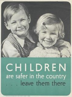File:Children are Safer in the Country ... Leave Them There Art.IWMPST15096.jpg