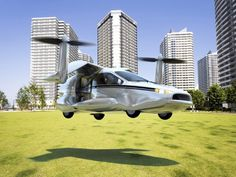 Terrafugia TF-X Hybrid Car and Aircraft Receives FAA Approval