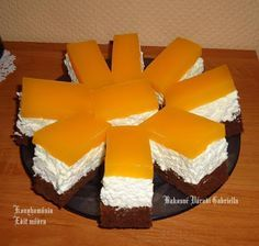 Hungarian Recipes, Sweets, Cheese, Snacks, Cookies, Desserts, Food, Sweet Pastries, Crack Crackers