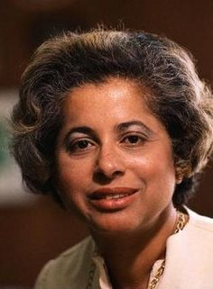 Patricia Roberts Harris; the first African-American female ambassador; first African-American female law school dean in the country (Howard University); first black female in a presidential cabinet