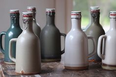 Handcrafted beer ware fans shape ceramic studio's growth