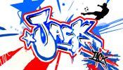 boys graffiti bedroom ideas design abstract