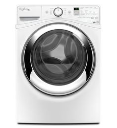 4.3 cu. ft. Duet® Steam Front Load Washing Machine with Steam Clean Option. July 2015 (Lowes)