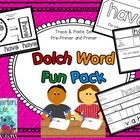 dolch pack for sight words... awesome
