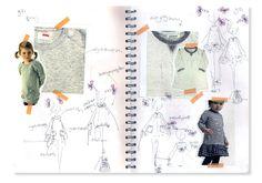 Concept Children's Wear range for Pineapple x