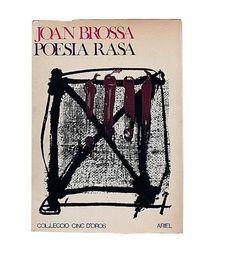 Poesia rasa, 1970, Joan Brossa
