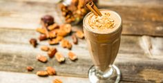 There are few things that scream snowy winter morning like a cinnamon bun does. Instead, try blending up this nutrient dense smoothie to energize your day.