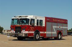 Northeast Fire Department Association, Grapevine Fire Department, Rescue #56