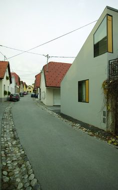 XXS House, Ljubljana, Slovenia by dekleva gregoric arhitekti