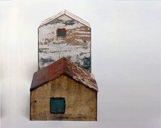 House No.20 - sculpture by Annalisa Ramondino