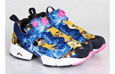 The Concepts x Reebok Instapump Fury will release online at Sneakersnstuff on July 1. Retail price is $189.