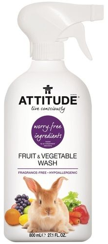 ATTITUDE Fruit & Vegetable Wash $5.99 - from Well.ca