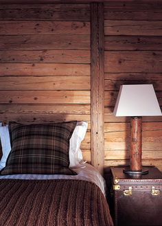 Warm and Rustic Guest Accomodations | from white & grey memories blog